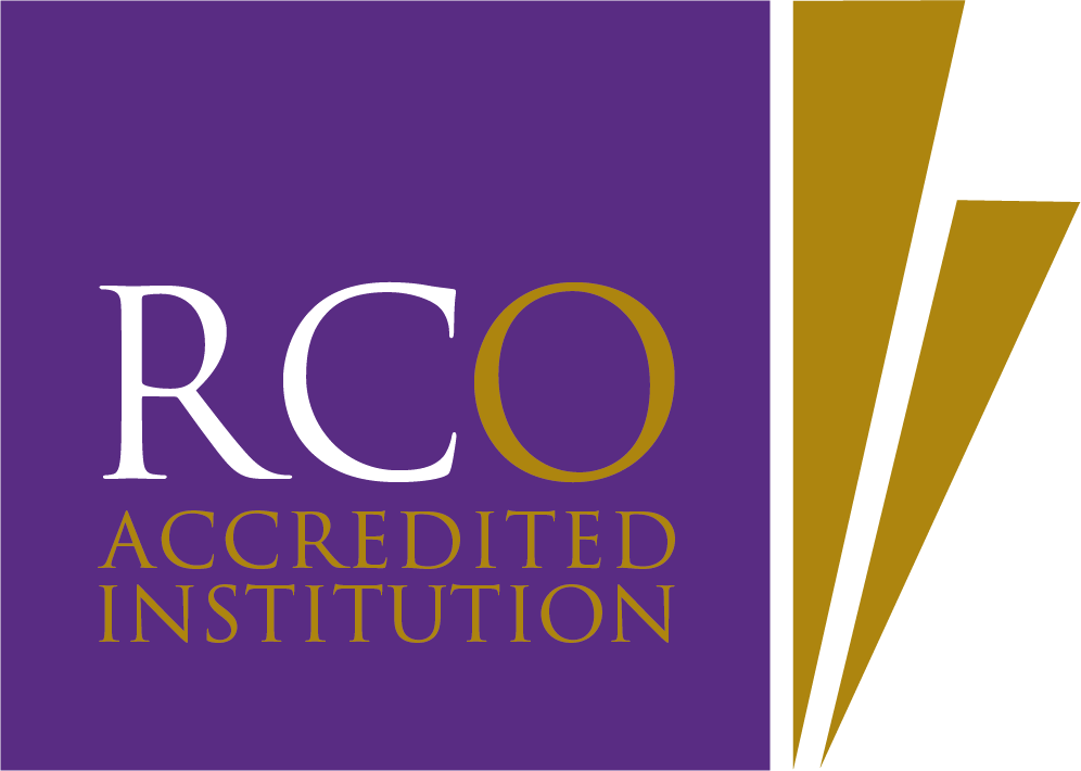 RCO Accredited Institutions