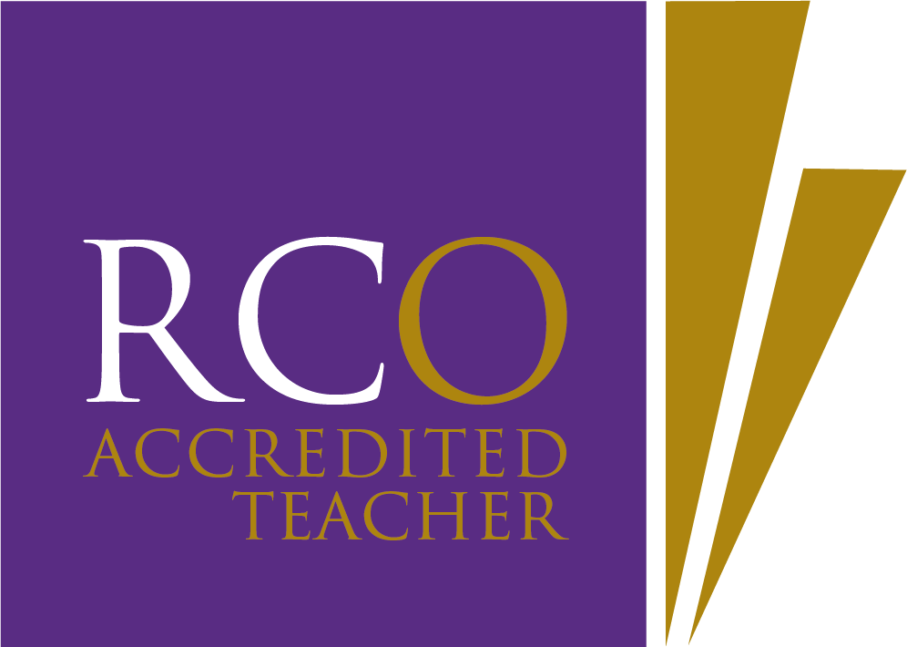 RCO Accredited Teachers